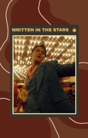 WRITTEN IN THE STARS ; k.hoshi by 1-800-WONU
