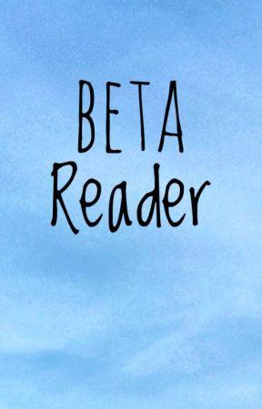 Beta reader by _beep_boop_beep_