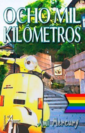 Ocho mil kilómetros by edicioneselAntro