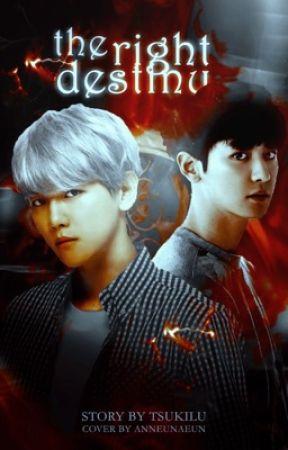 The Right Destiny - C x B ( Hiatus ) by TsukiLu