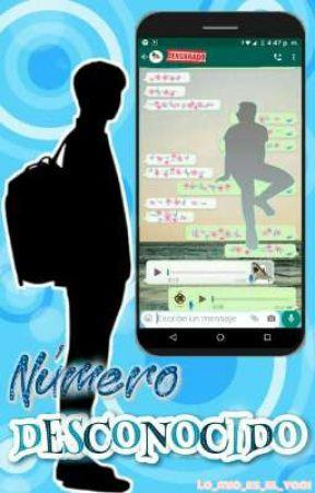 Número Desconocido by Lo_mio_es_el_yaoi