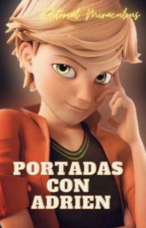 Portadas con Adrien by Editorial_Miraculous