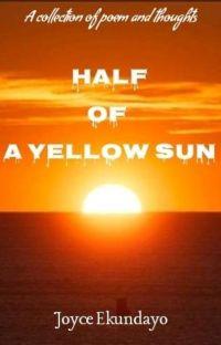 Half of A Yellow Sun cover