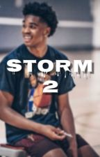 STORM 2   Josh Christopher  by Lalaland2525