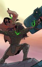 primal tales of grimm by Mgrimm123