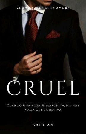 Hombre cruel⭐ by AnnaSantiago98