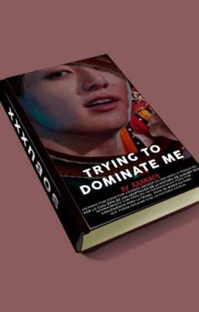 trying to dominate me ; kookgi. +18 by xxxnaos