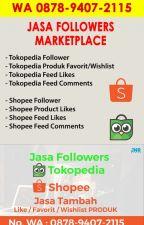 Tambah Followers Shopee 0878-9407-2115 WA by jnrstore3