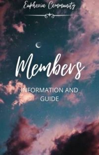 Members Information and Guide [ON HOLD] cover
