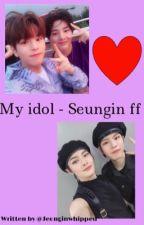 My idol - Seungin・Stray Kids・ by Jeonginwhipped