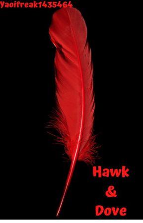 Hawk & Dove by Yaoifreak1435464
