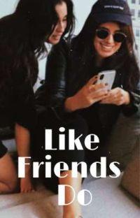 Like Friends Do. cover