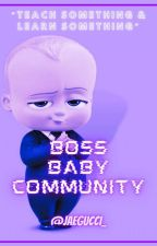 Boss Baby Community by Jaegucci_