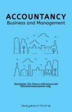 Accountancy, Business and Management (ABM)  by lazyescritora