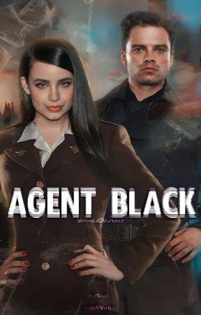 Agent Black || Captain America by VeronicaGMartinez