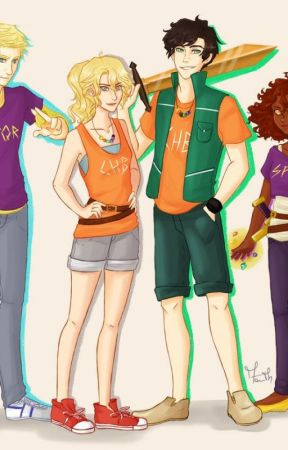 half-bloods at high school,       non realistic HoO fanfic by lizzy123lizzy456