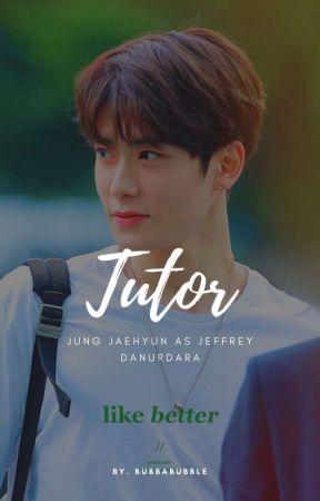 Tutor ; Jung Jaehyun by Bubbabubble_