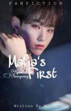 Mafia's First - Kwon Soonyoung Imagine || Seventeen by Woozi_genius