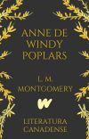 Anne de Windy Poplars | Série Anne de Green Gables IV (1936) cover