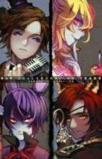 """Yandere Love"" Yandere Fnaf X Animatronic Reader by Lunamoonmindnight"
