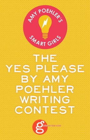 Enter The Yes Please by Amy Poehler Writing Contest by AmyPoehler