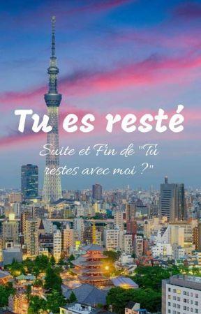 Tu es resté (Haikyuu) [Tome 2] by sasoule