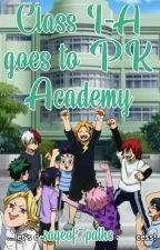 Class 1A visits PK Academy! (Saiki K x Boku No Hero Academia) by sageof7paths