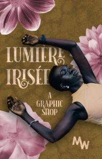 Lumière Irisée ~ A Graphic Shop | Closed cover