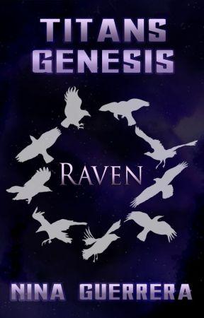 Titans Genesis: Raven by Nina_Guerrera20