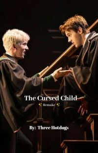Albus Potter and the Cursed Child cover