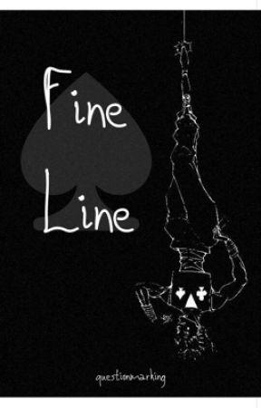 Fine Line ♤ Illumi x Reader x Hisoka by questionmarking
