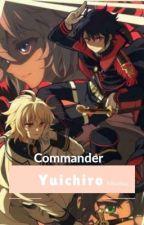 Commander Yuu by DamienSa