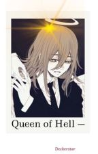 Queen of Hell  by Canablah