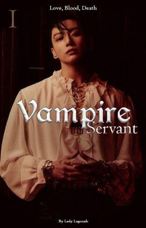 Vampire Servant by LadyLagunah