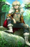Taming a beast (dragon king bakugou x reader) cover