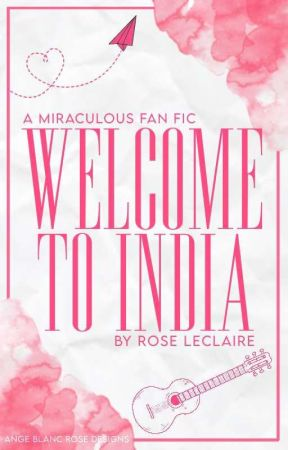 Welcome To India by AngeBlancRose