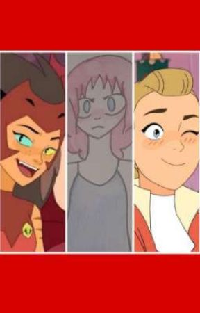 Lovely Curse (Adora×(y/n)×Catra)  by Mori_Moons