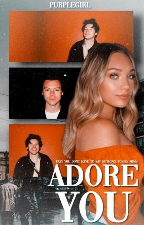 Adore You    Harry Styles by PURPLE-GIRLofficial