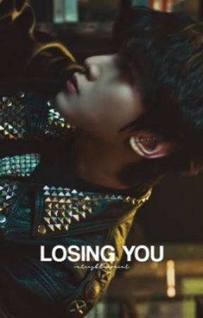 Losing You | seongsang by ateezblueprint