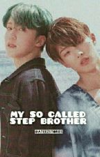 "my so called ""stepbrother"" - Yungi  by ateezstories"