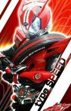 Kamen rider Drive X My Hero academia: Racing to be a hero by JustyTurner