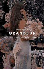 Grandeur  GRAPHIC SHOP by curiousmystico