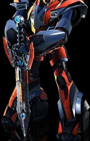Transformers Prime Universo A-5l by Desmond_SpardaGOW