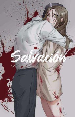 Salvación  by Theclicheoflove