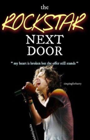 The Rockstar Next Door (h.s) by simpingforharry