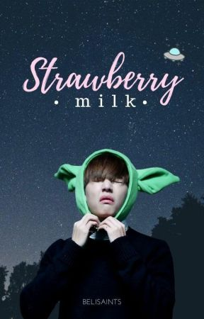 Strawberry Milk • Taehyung by belisaints