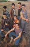 The outsiders: the gang imagines/ smut cover