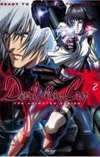 Devil May Cry the anime series (Dante x reader) book 3 by chasy2804
