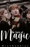 Harry Potter - The Return Of Magic cover