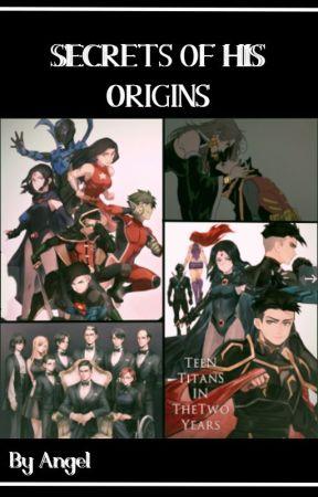 Secrets Of His Origins / a Damian Wayne story by TheFlyingAngels
